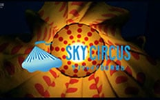 A video introducing the SKY CIRCUS Sunshine 60 Observatory
